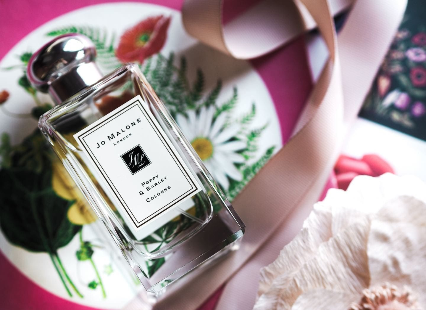 Jo Malone London 'Poppy & Barley' Is BACK! perfume fragrance 2019 review new launch