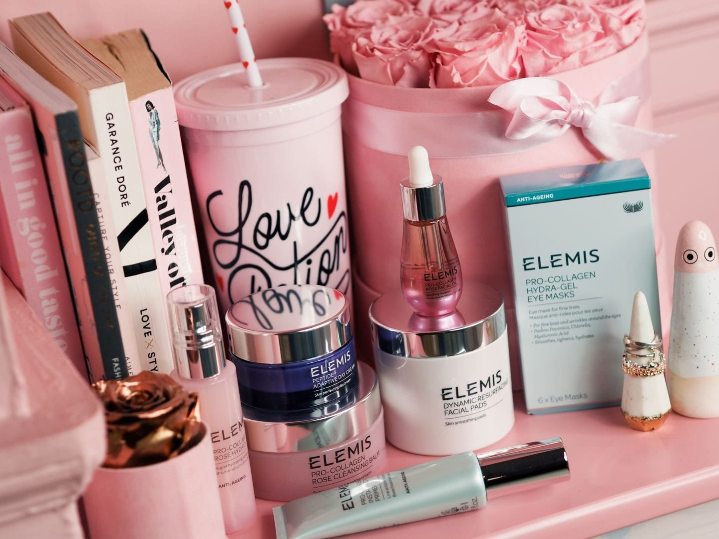 Katie Jane Hughes' Shares Her Top Tips For Creating Perfectly Glossy Skin elemis skin care