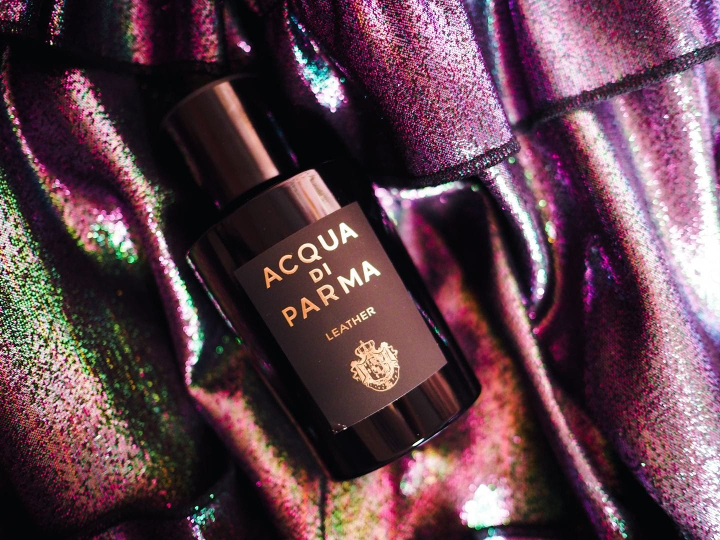 Acqua di Parma 'Leather' fragrance perfume review