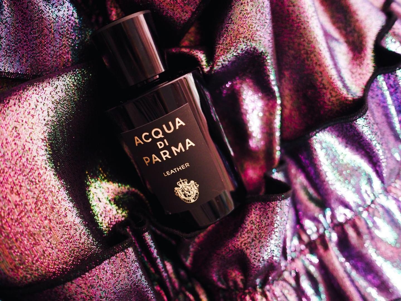 Acqua di Parma 'Leather' mens fragrance perfume review