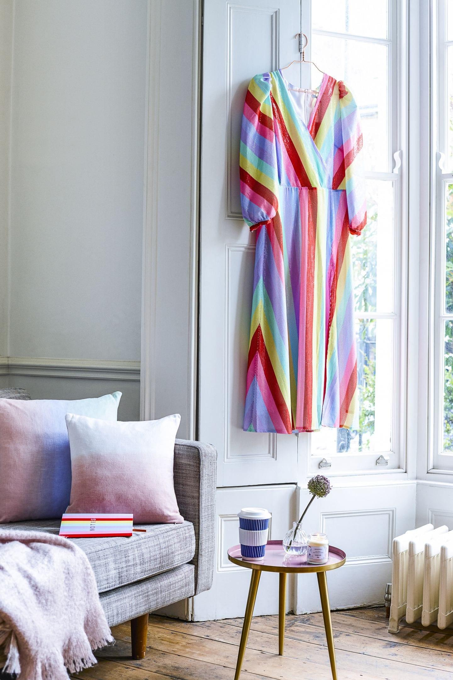 Etsy-Olivia Rubin pastel rainbow etsy collaboration
