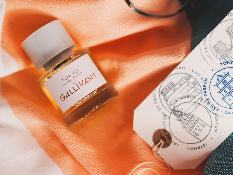 Gallivant 'Tokyo' perfume fragrance review