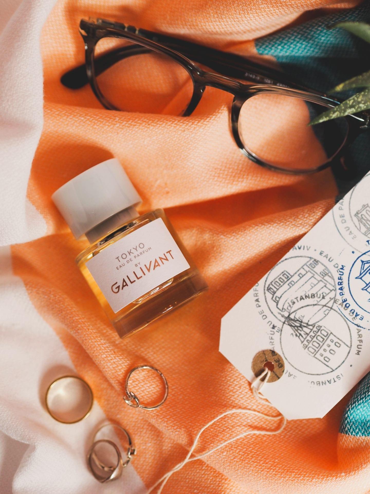Gallivant 'Tokyo' perfume fragrance review 2019
