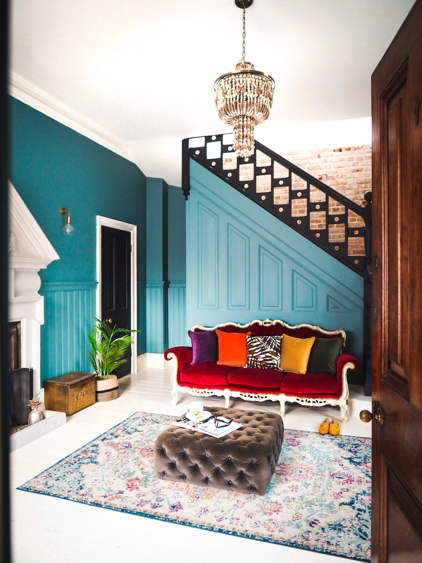 fashion for lunch blog home living room labelsforlunch vintage rococco sofa victorian house