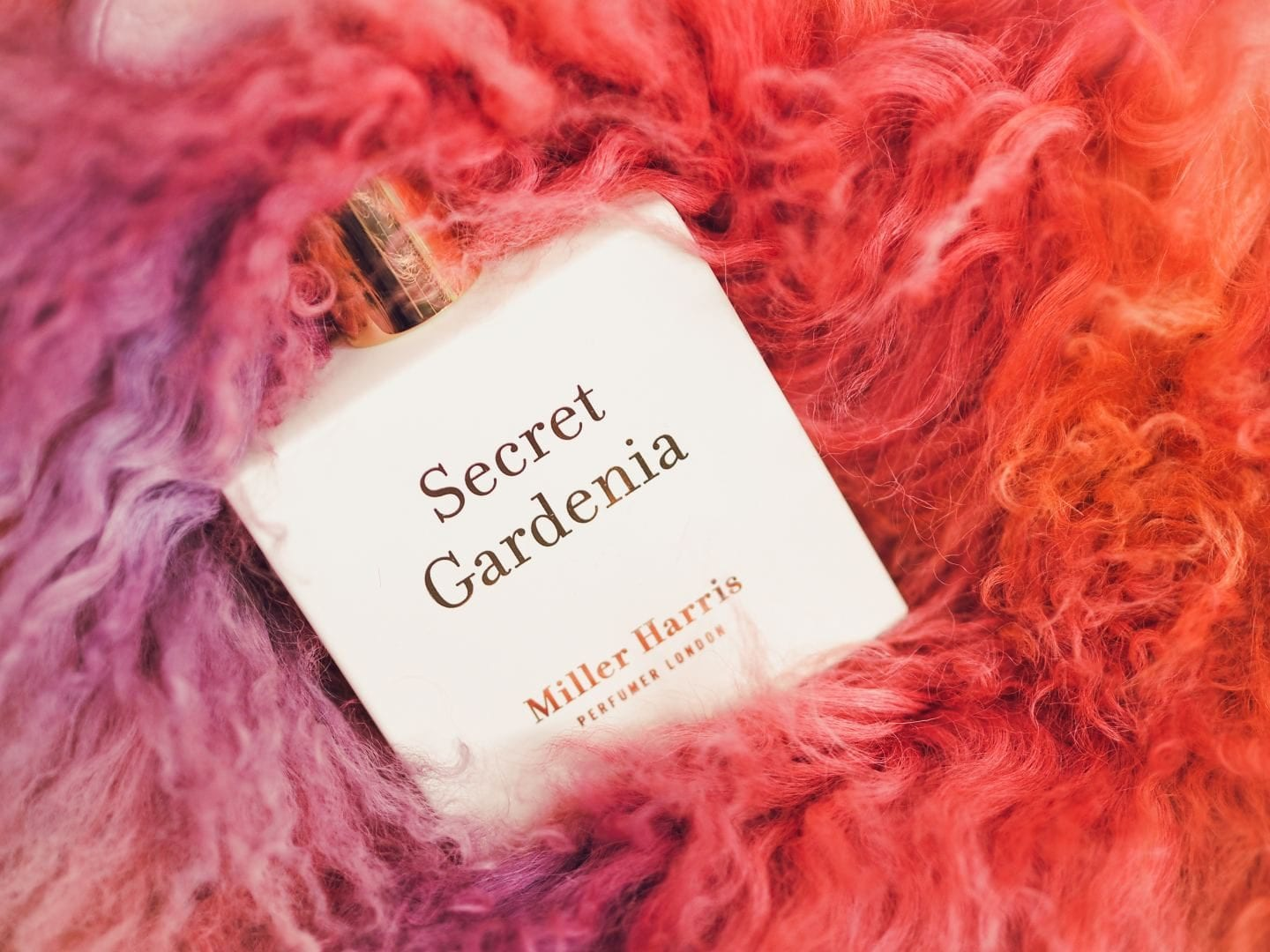 miller harris secret gardenia perfume fragrance review pink