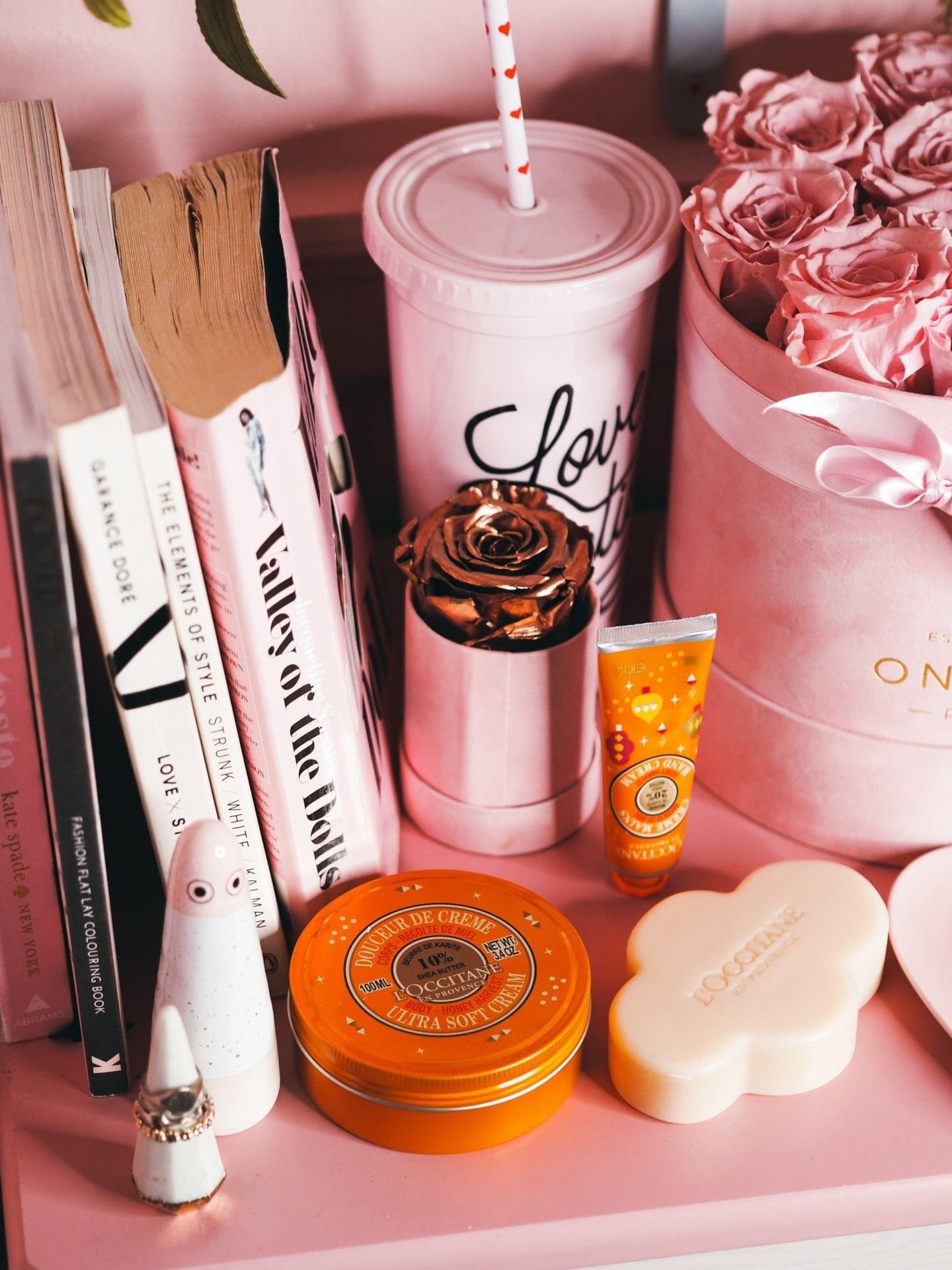 L'Occitane 'Honey Harvest' collection