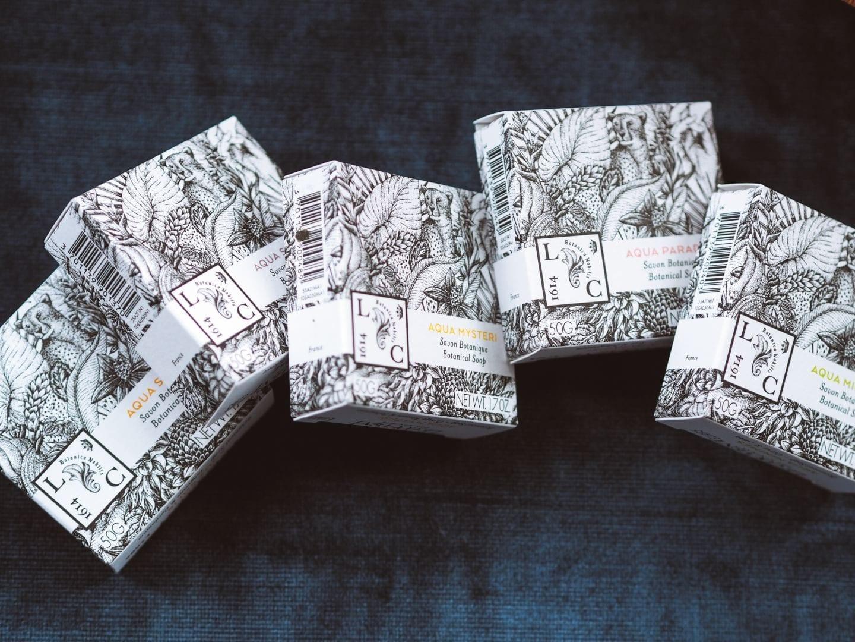Le Couvent Soap Gift Set