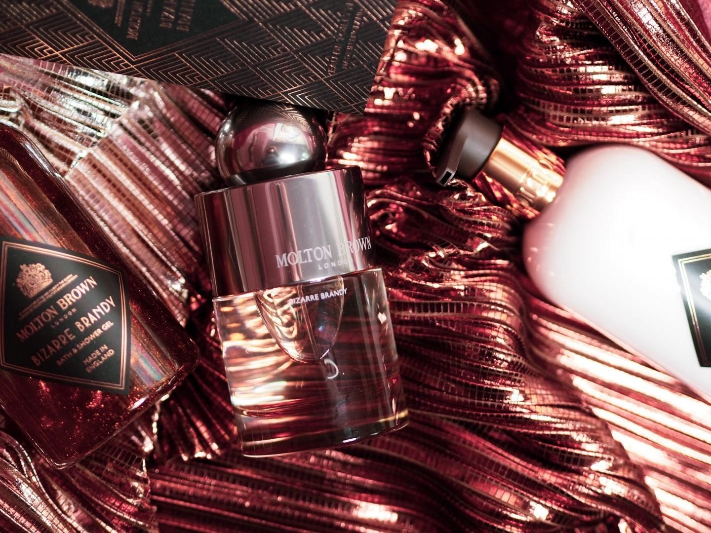 Molton Brown 'Bizarre Brandy' Limited Edition Christmas Collection perfume