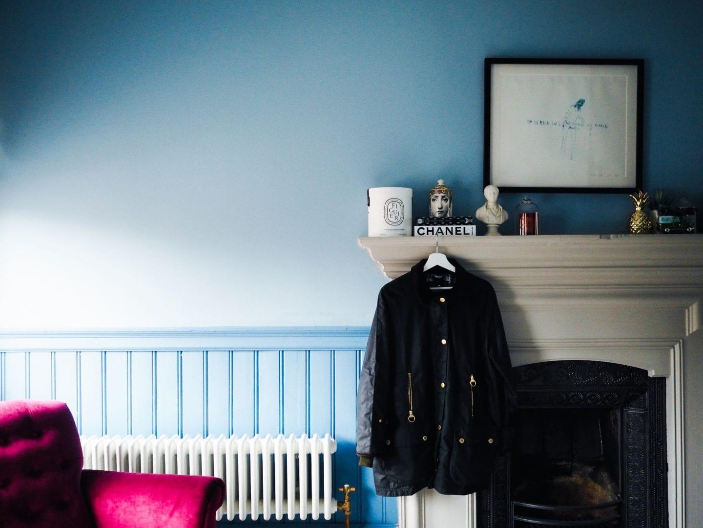 barbour beaufort waxed jacket orvis bedroom