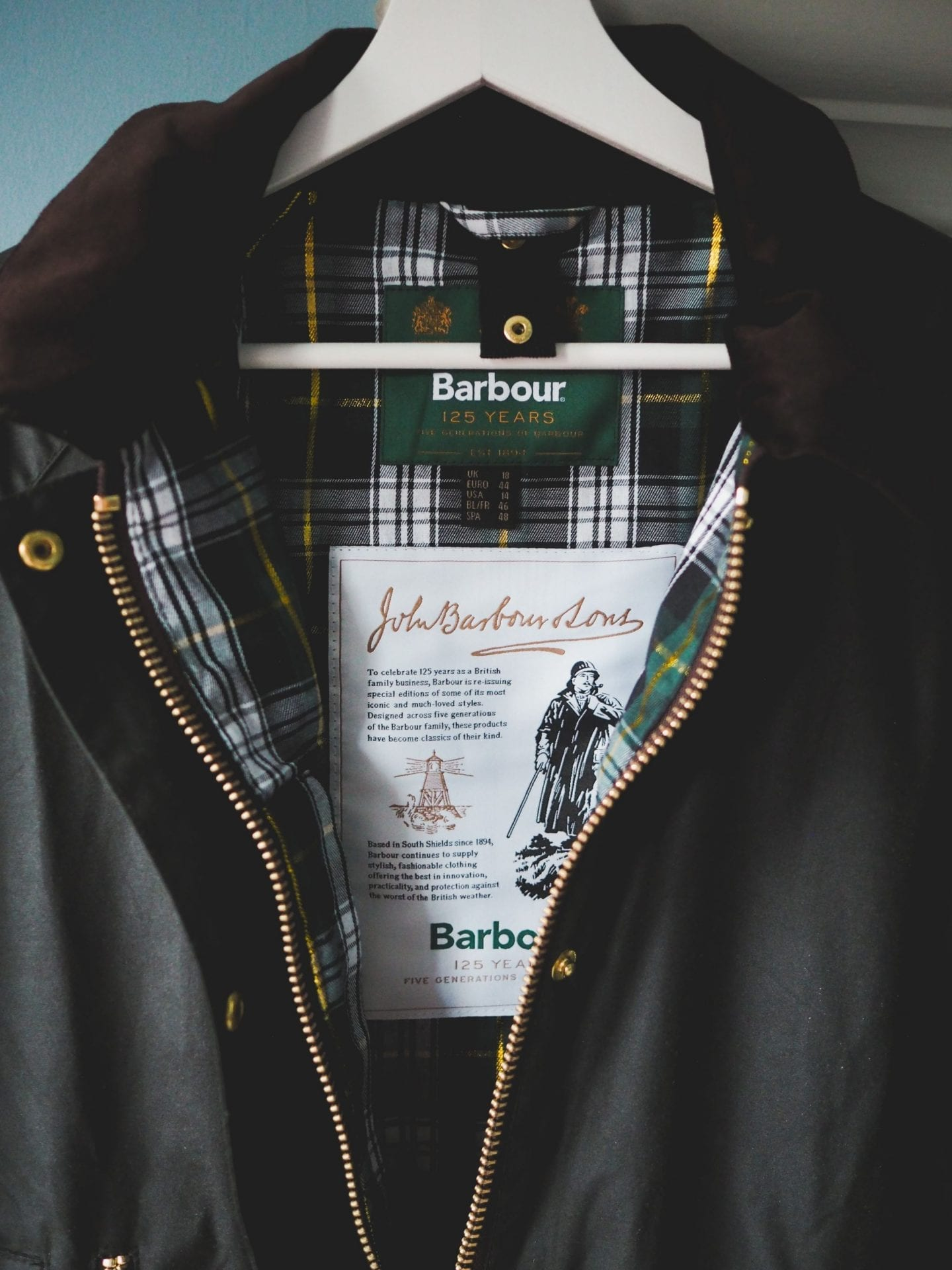 barbour beaufort waxed jacket orvis bedroom