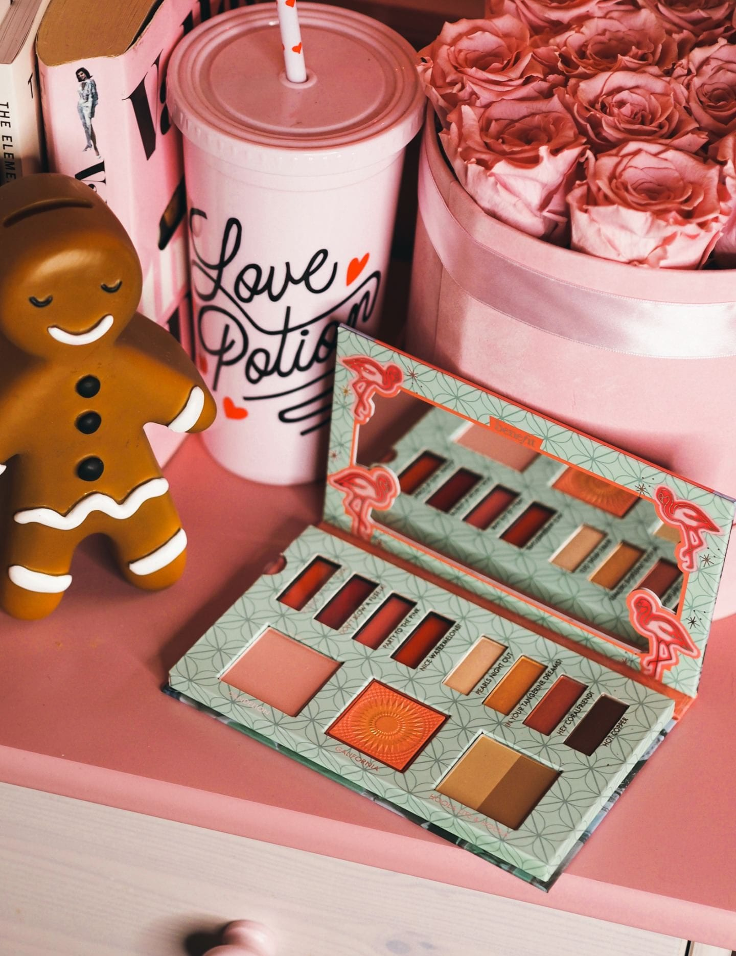 Benefit 'Party Like a Flockstar' Palette feel unique