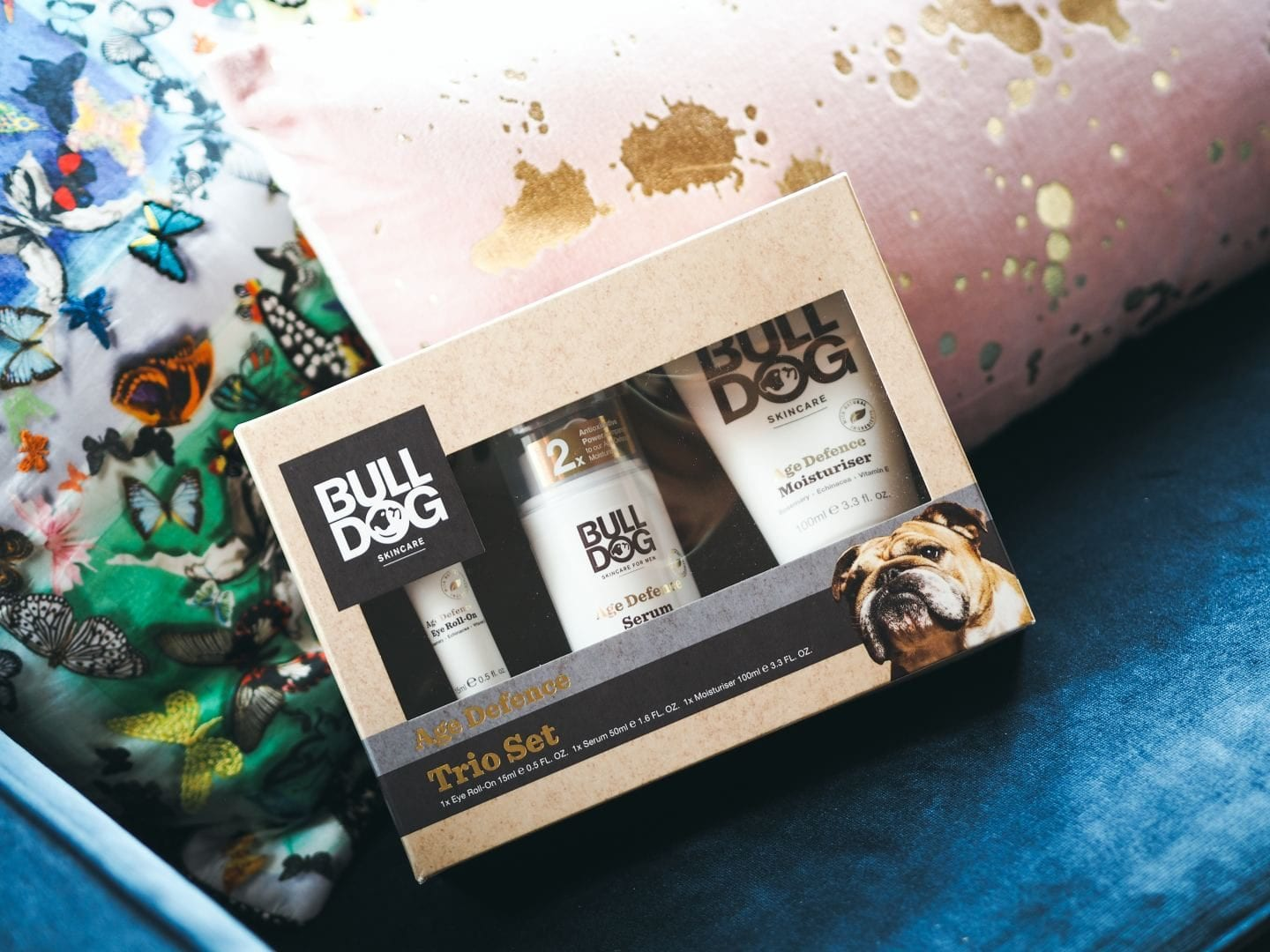 Bulldog 'Age Defence' Gift Set