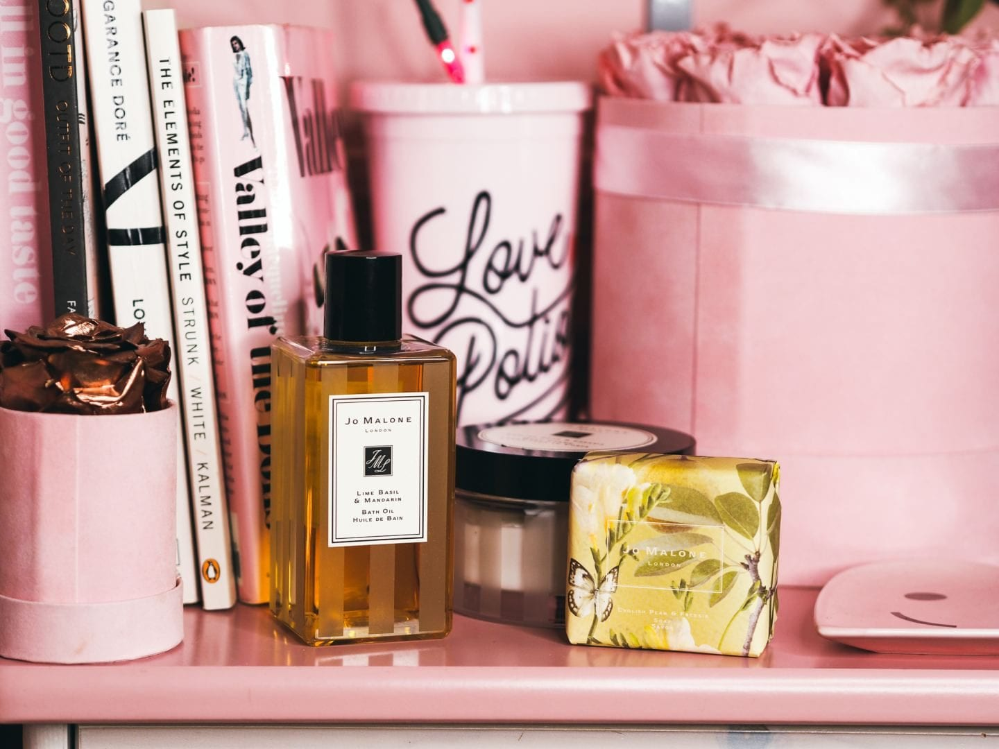 Jo Malone London bath and body treats christmas 2019