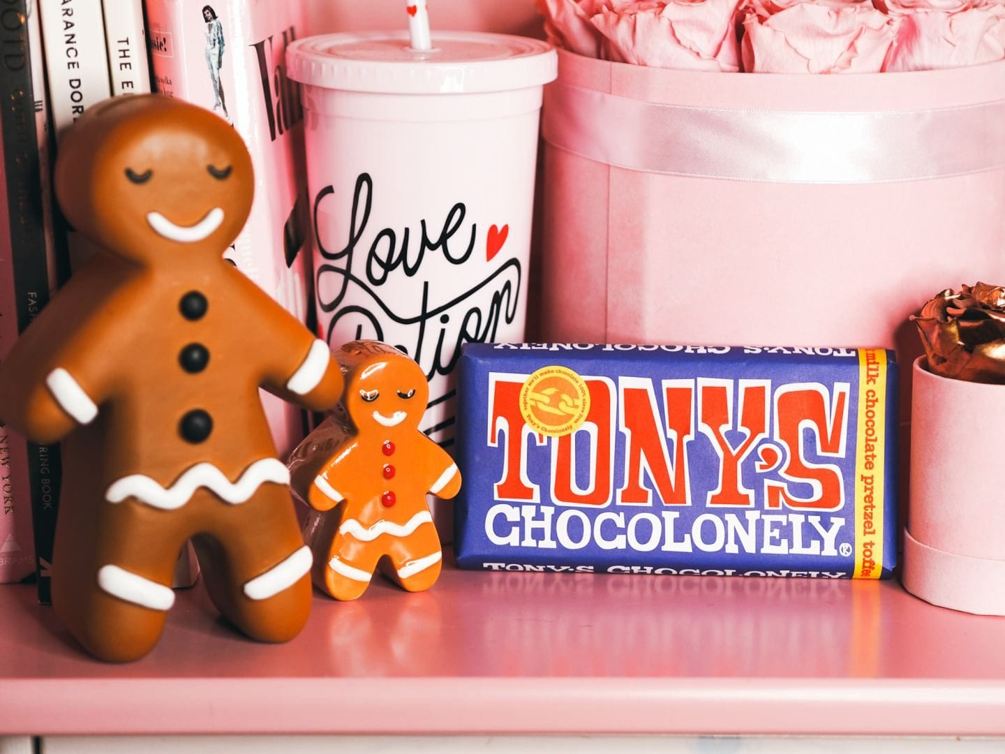 tonys chocolate