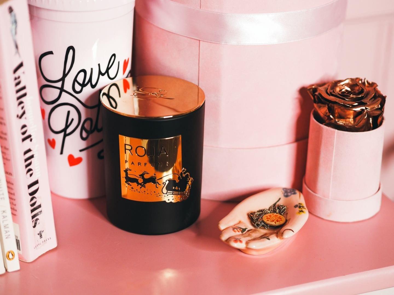 Roja 'Christmas Candle' candle 2019
