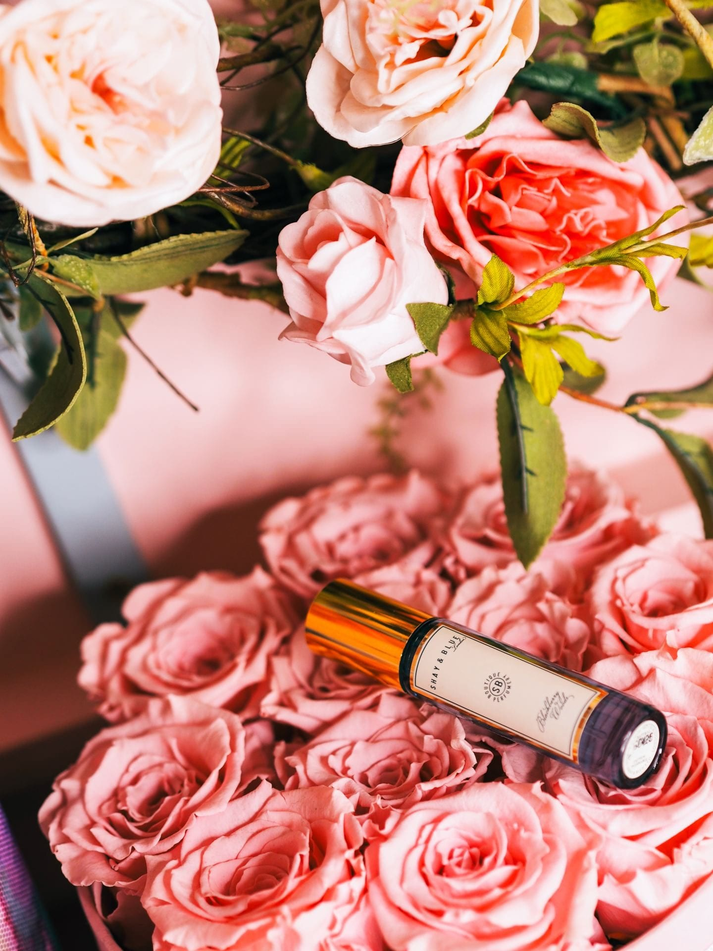 Shay & Blue 'Blackberry Woods' Handbag Sized Perfume 1