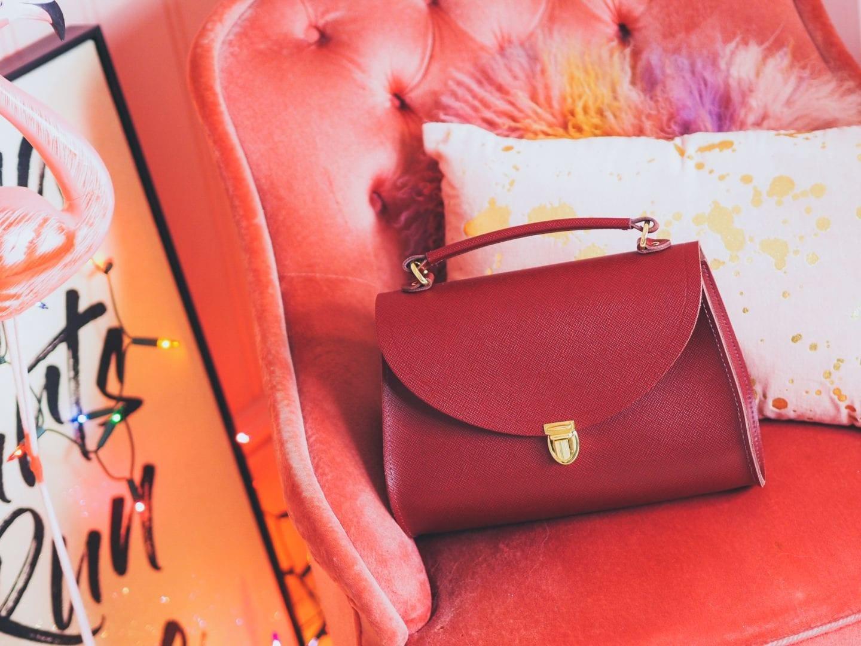 cambridge satchel company poppy bag