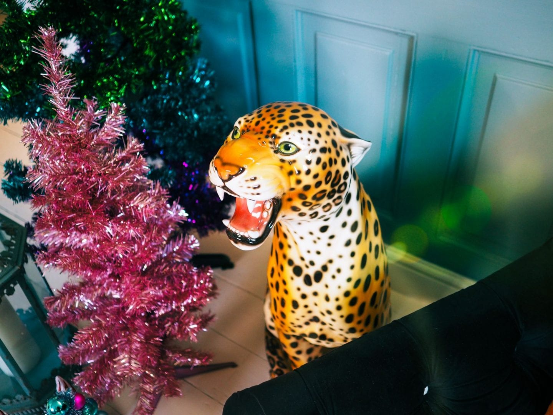 christmas display fashion for lunch blog