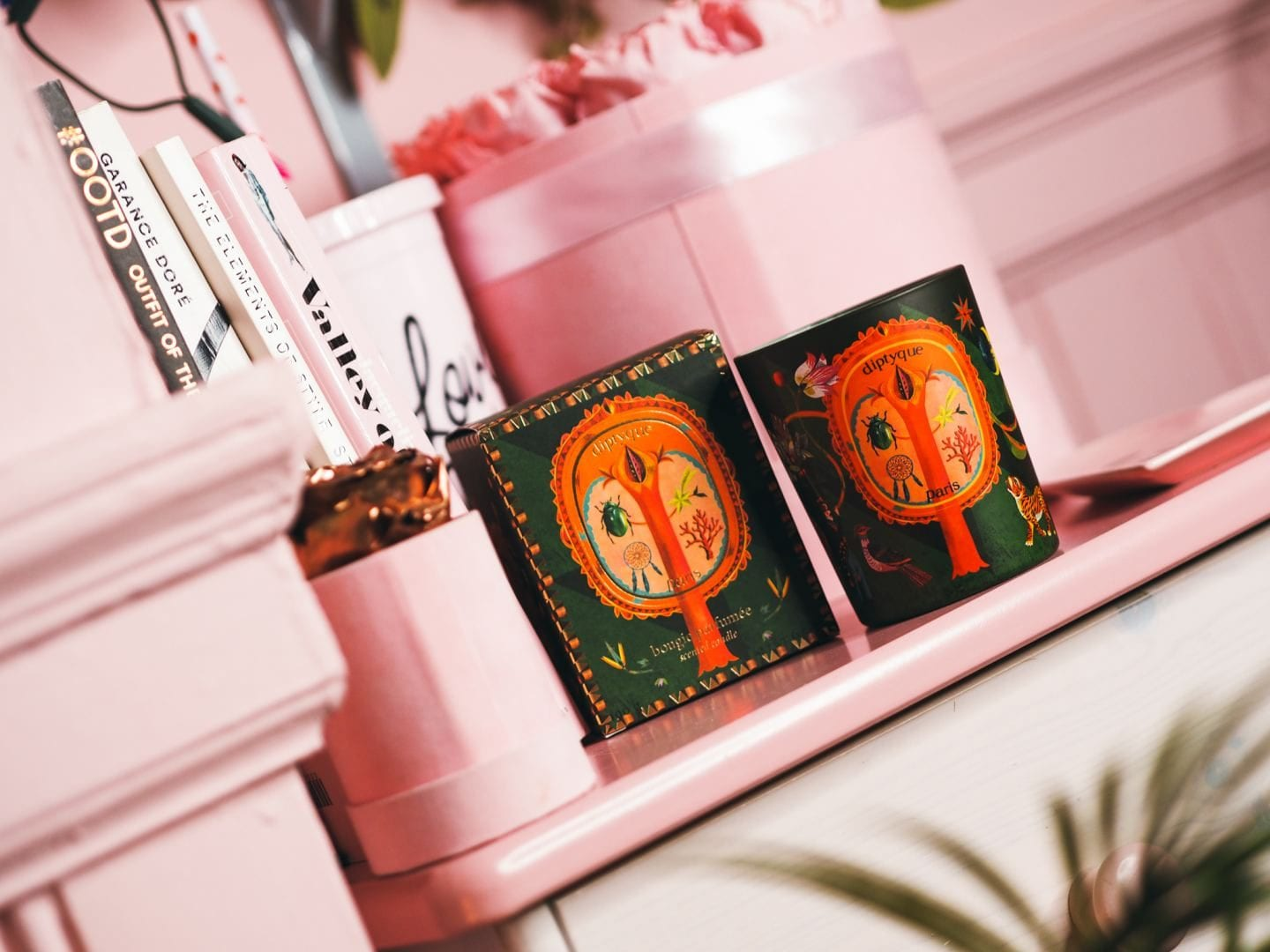 diptyque christmas candle pine