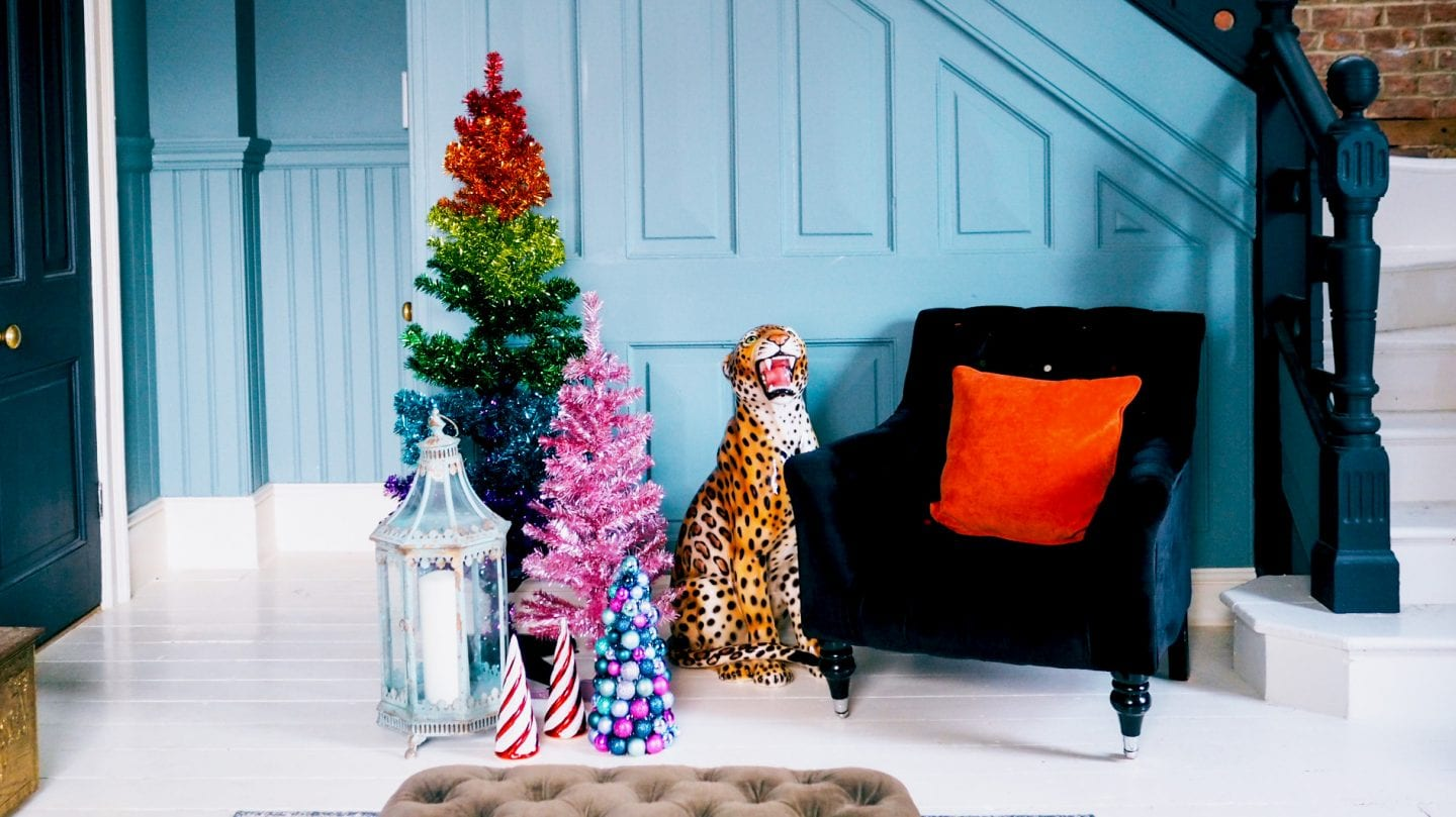 """Honey! I Decorated The House!"" (+My Tips For Creating A Colourful Christmas!)"