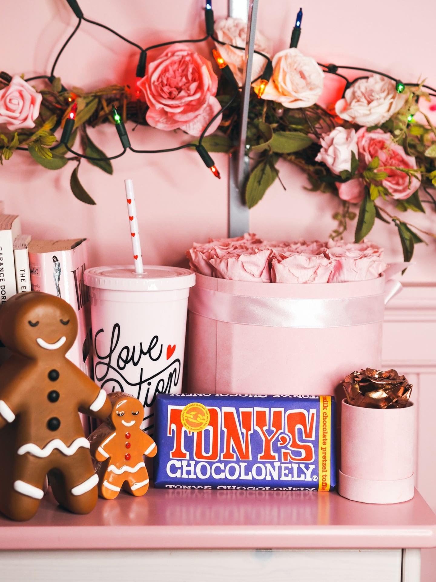 tonys chocolate