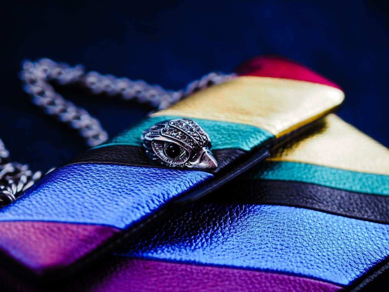 Kurt Geiger Mini Kensington Bag Review rainbow review