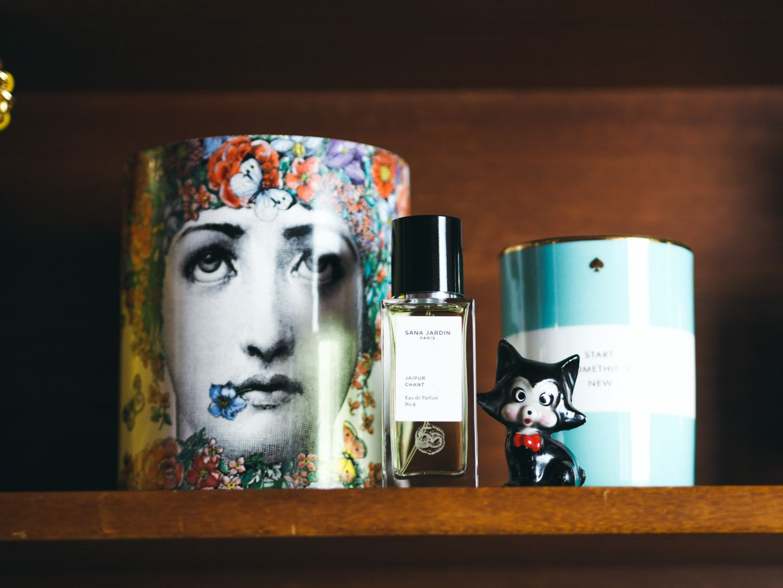 Sana Jardin 'Jaipur Chant' perfume review luxury