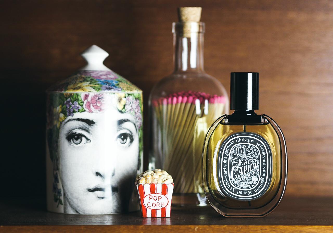 Diptyque 'Eau Capital' perfume review