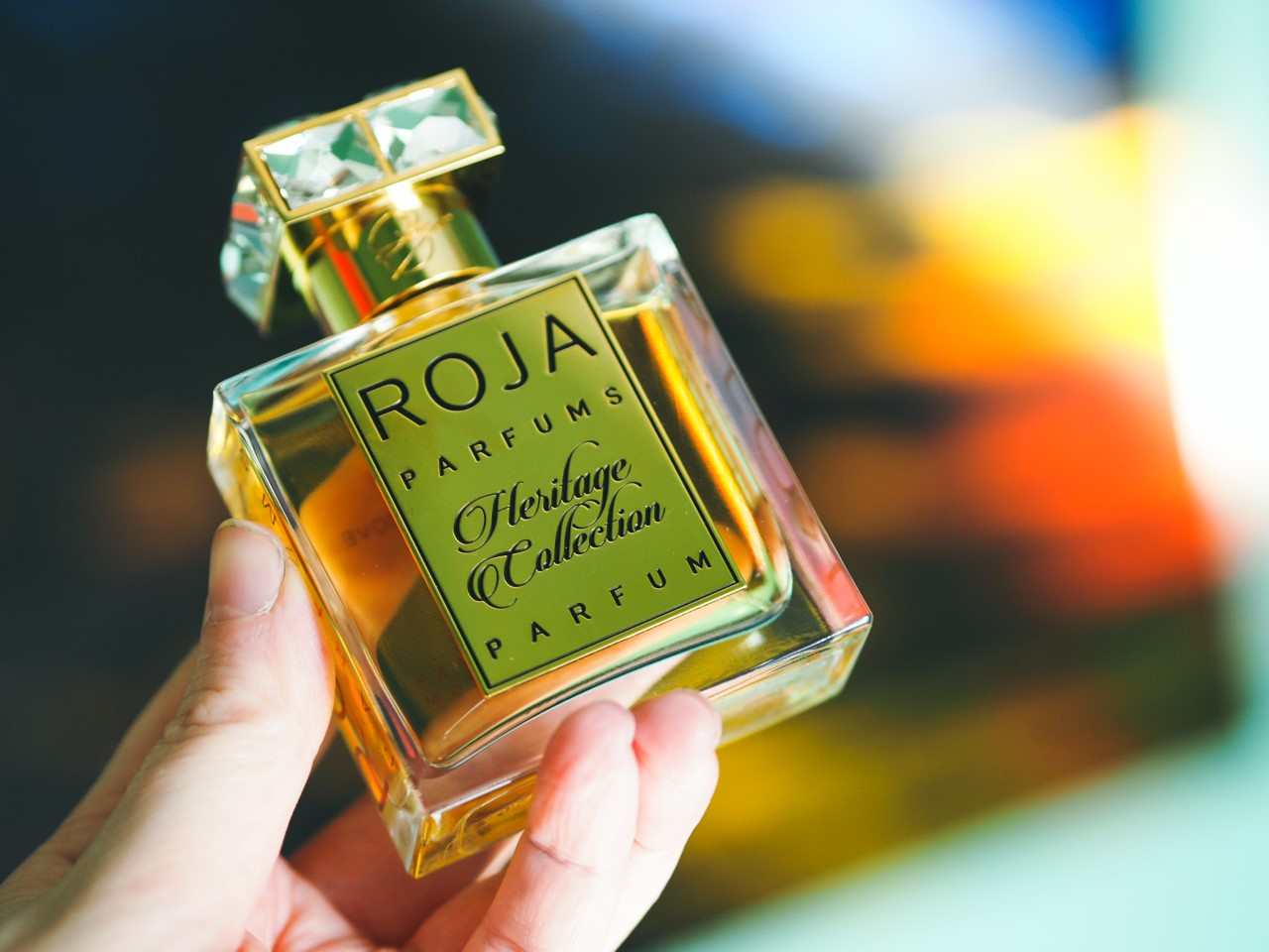 Roja Parfums Releases 'The Heritage Collection' roja dove tuberose lilac 202
