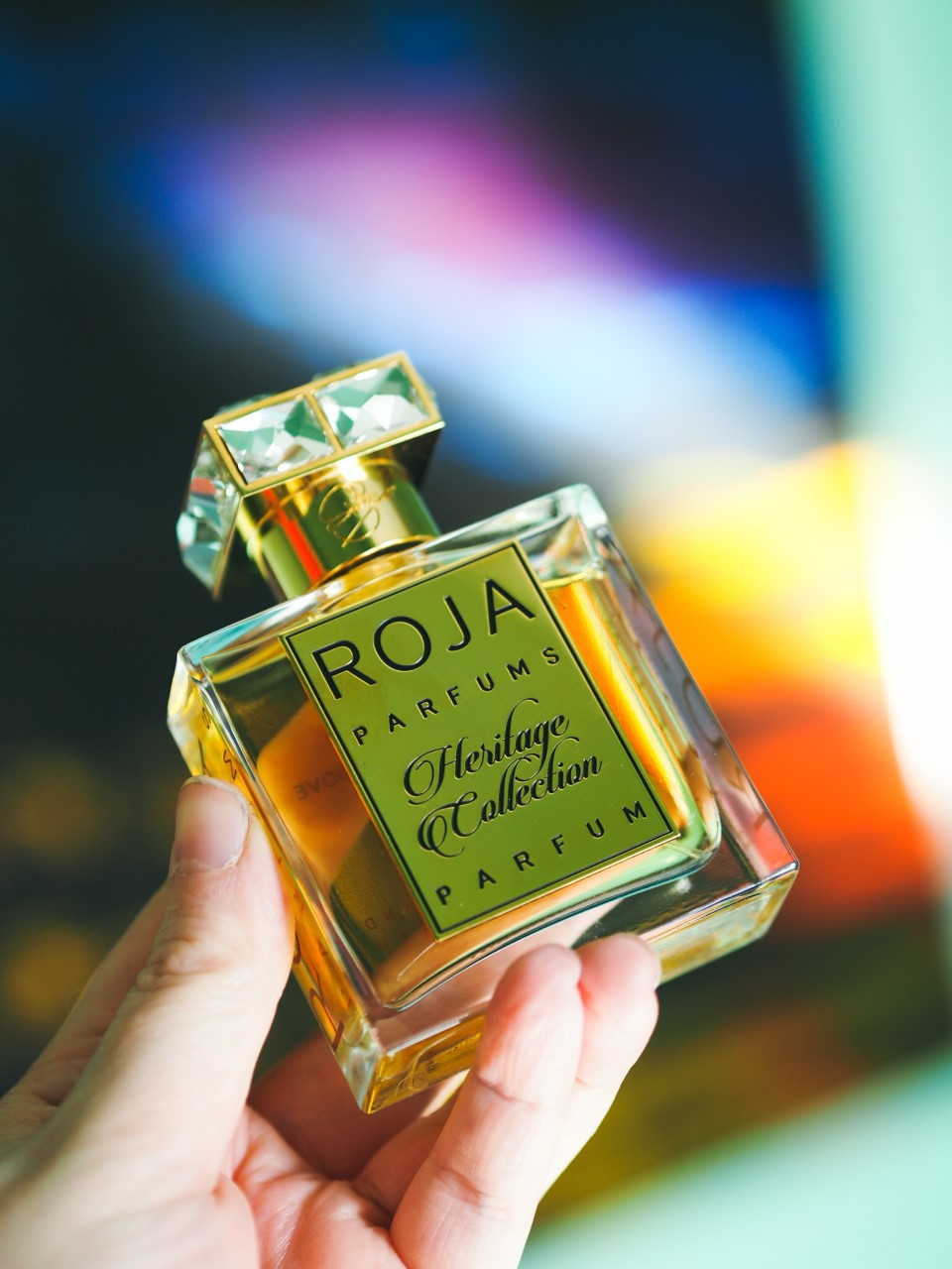 Roja Parfums Releases 'The Heritage Collection'