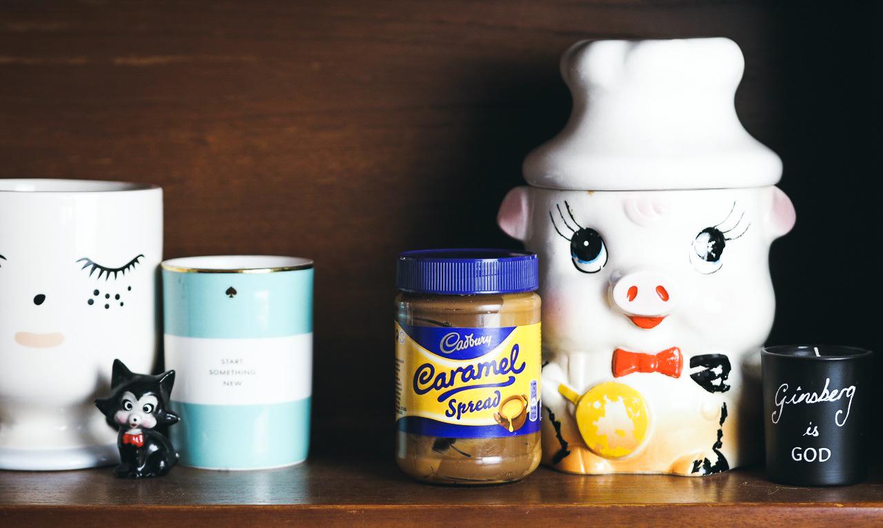 cadburys caramel spread