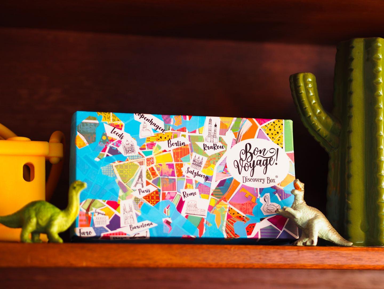 'Bon Voyage' Beauty Box Unboxing beauty boat duty free