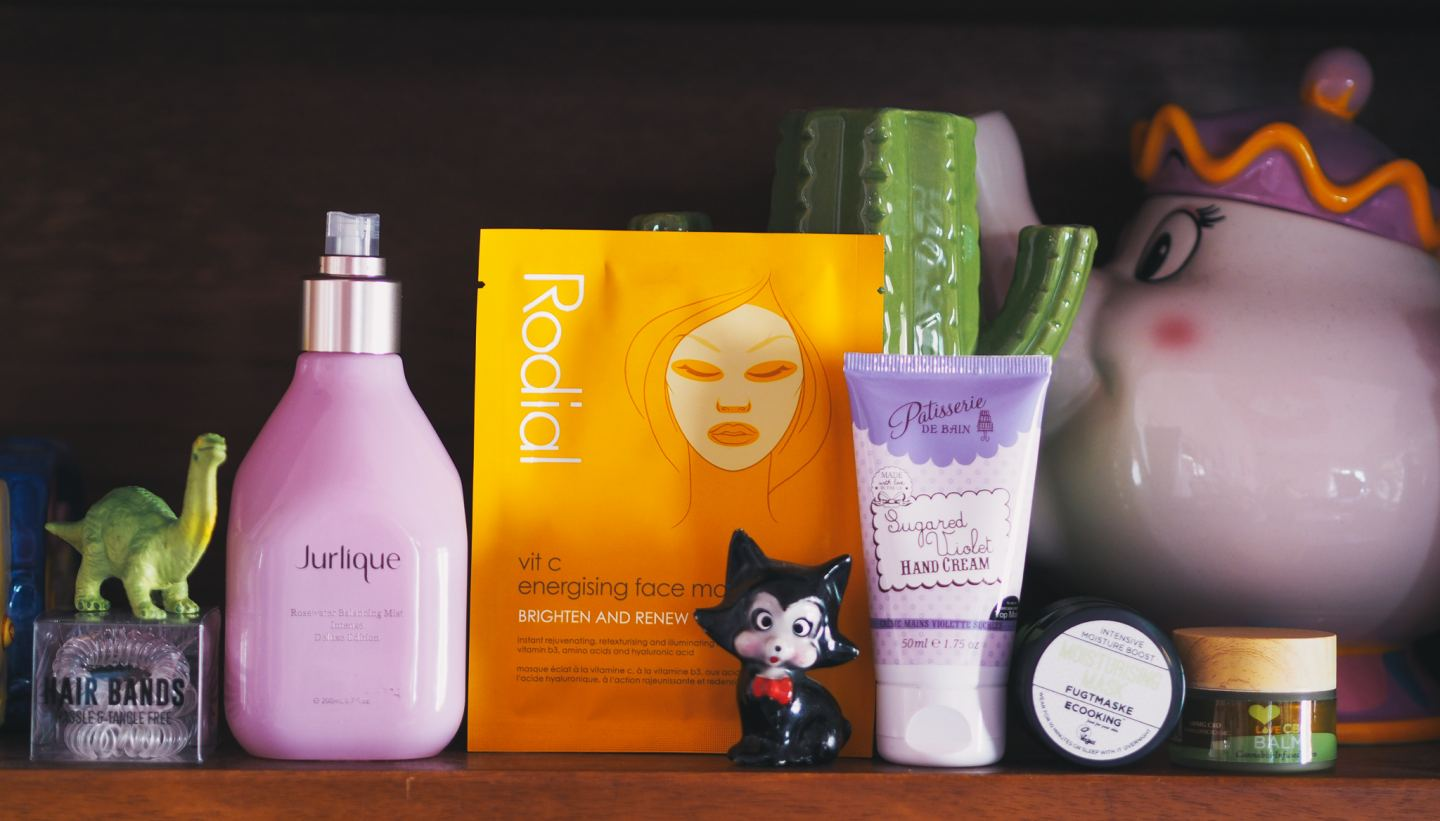 Latest in beauty gloabl beauty edit monthly box review