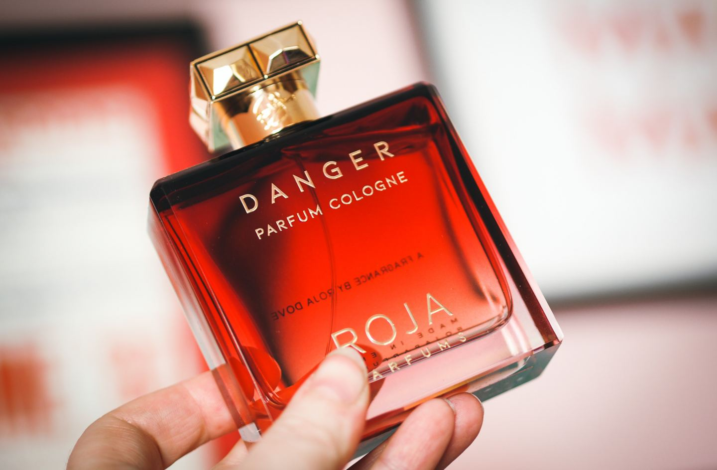 Roja Parfums 'Danger' Review fragrance parfum cologne