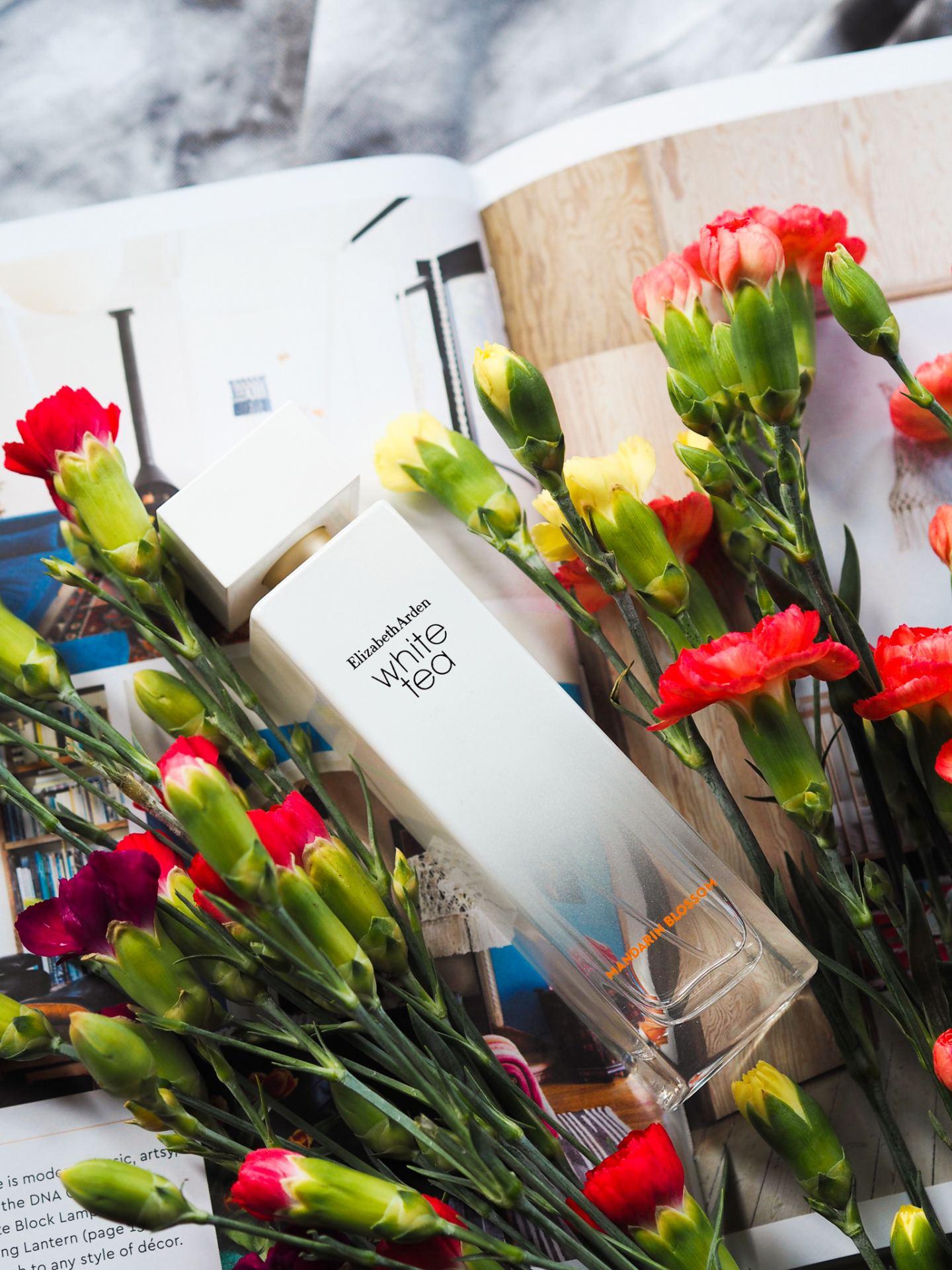 Elizabeth Arden 'White Tea Mandarin Blossom' Perfume Review fragrance