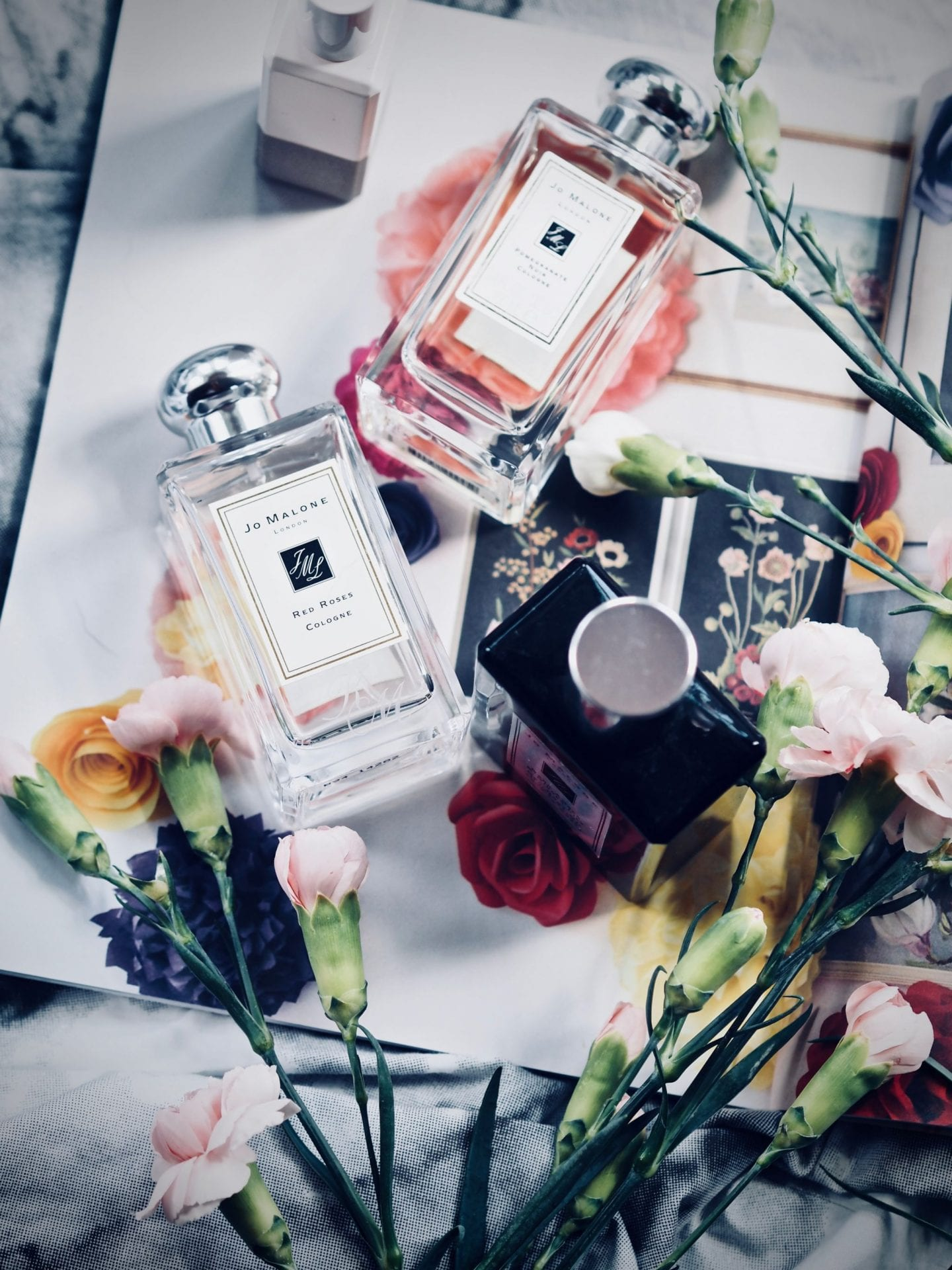 jo malone best wedding fragrances red roses orange blossom