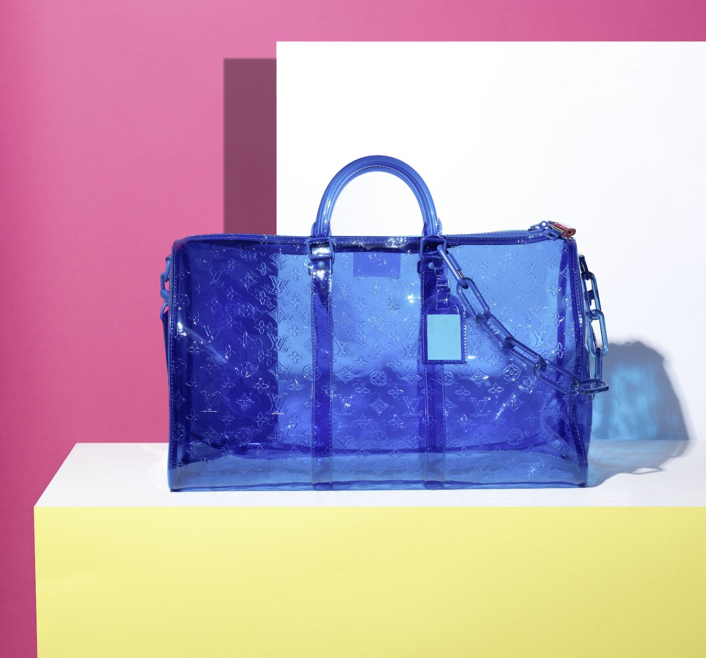 Blue louis vuitton bonhams auction house