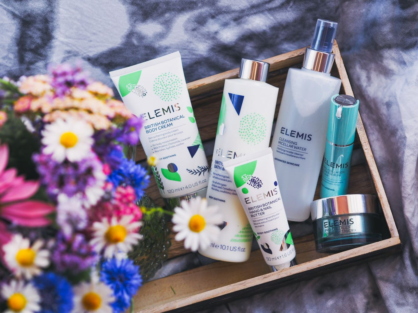 Elemis X QVC TSV july deal