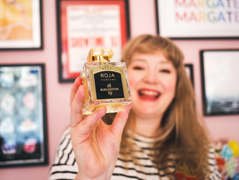 Let's Chat About Roja Parfums '1819 Burlington'