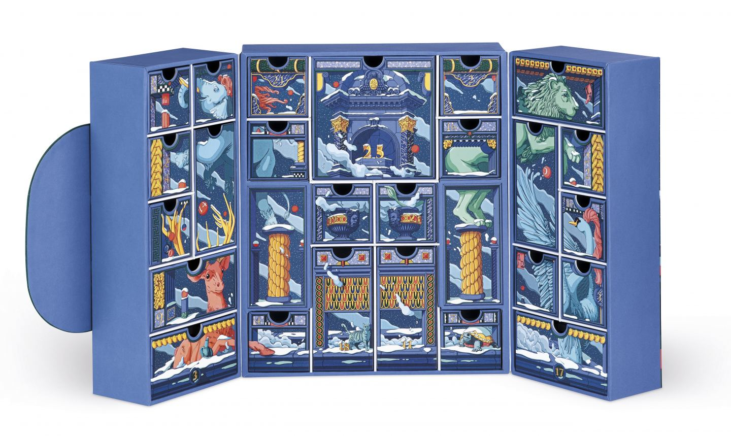 Introducing The Diptyque Advent Calendar 2020! SPOILERS INSIDE!