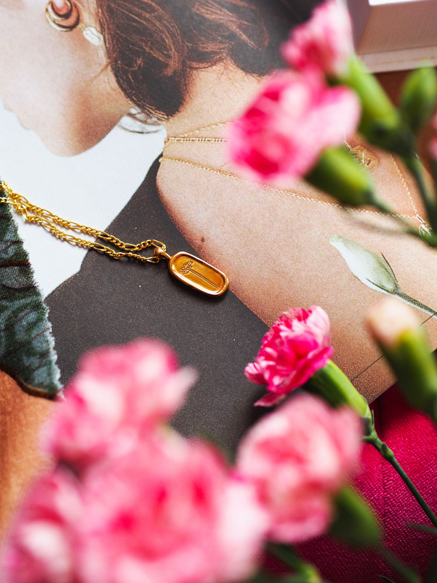 flower pendant daisy london jewellery necklace review