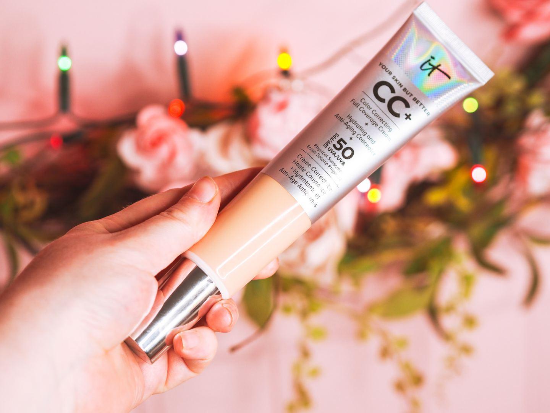 it cosmetics CC cream supersize qvc