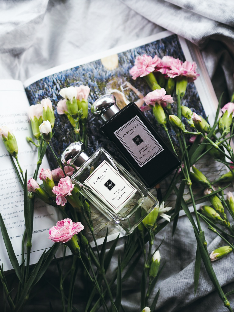 jo malone london cyress and grapevine cologne review
