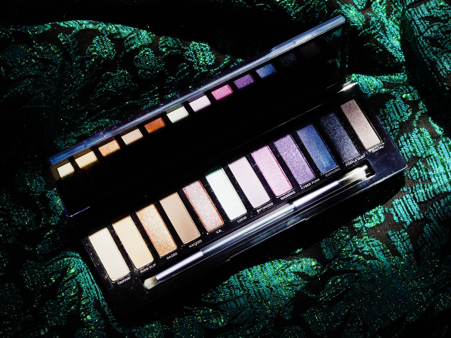 urban decay ultraviolet palette review