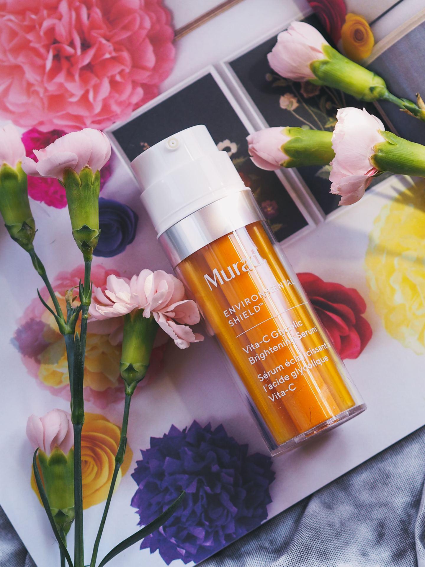 Murad's Vita-C Glycol Brightening Serum! review 2020