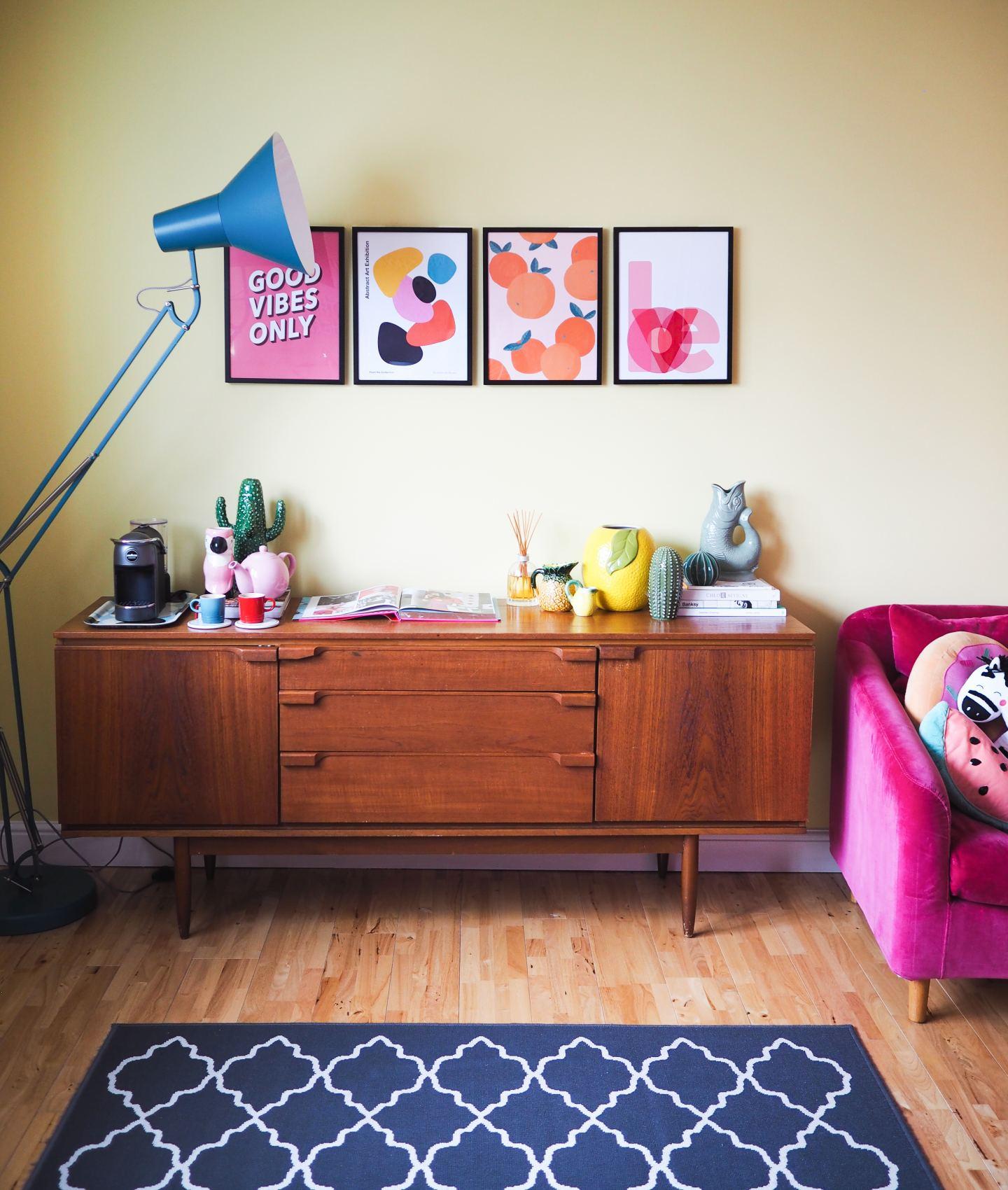 desenio haul review colourful haul -2