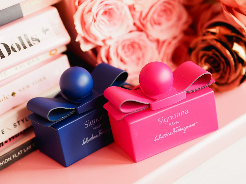 Salvatore Ferragamo 'Signorina' Fashion Editions fragrance perfume