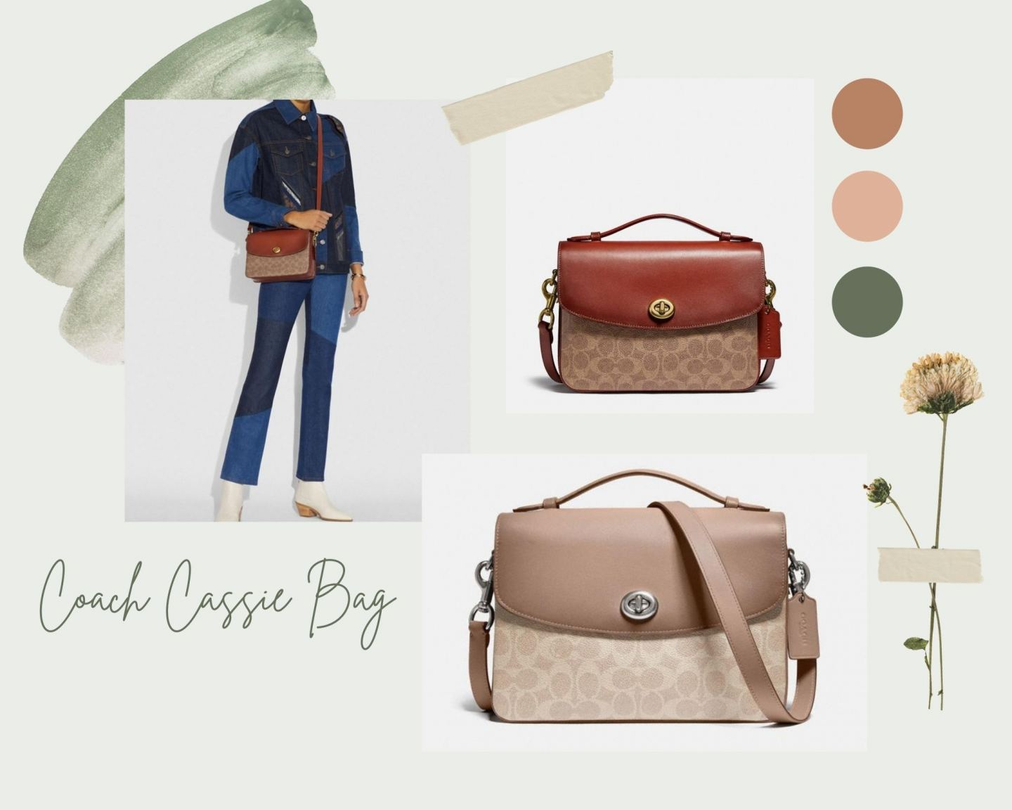 Why I NEED To Buy The Coach Cassie Bag