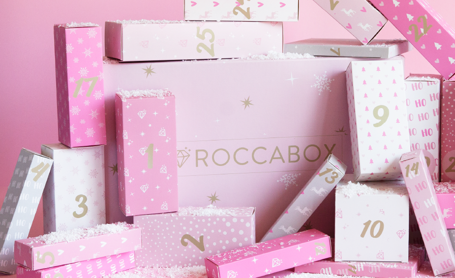 What's Inside The Roccabox Advent Calendar!