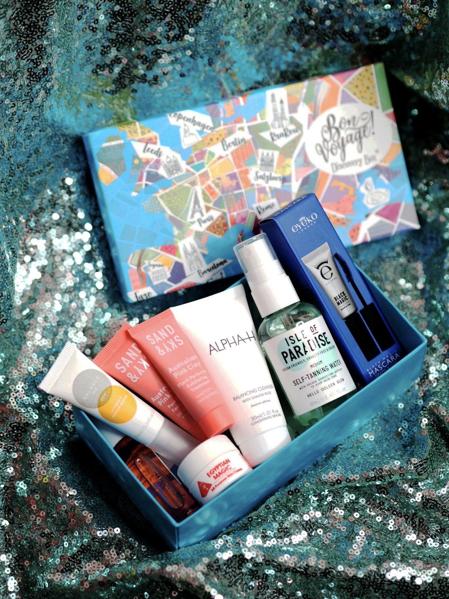 Beauty Boat Box